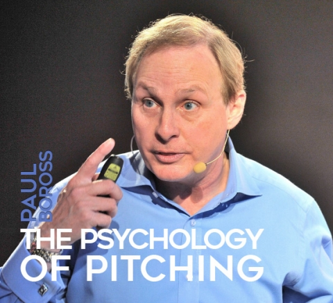 The psychology of pitching by Paul Boross