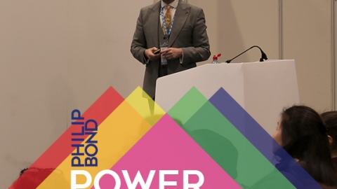Power of Creativity by Prof. Philip Bond
