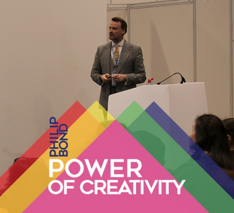 Power of Creativity by Prof. Philip Bond