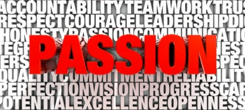 Do You Really Need a Life Passion? by Barrie Davenport