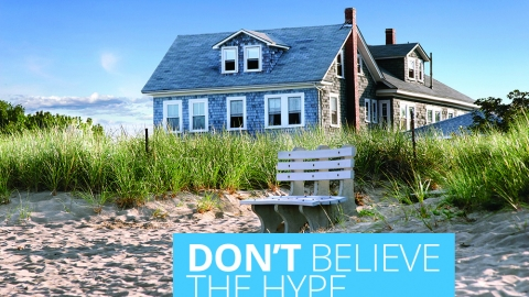 Don't believe the hype by Vincent Wong