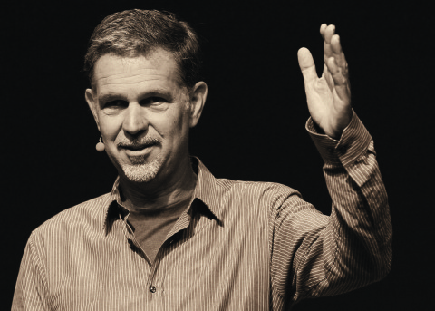 Reed Hastings: Audience Redirect