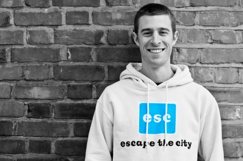 Escaping the City: an interview with Rob Symington