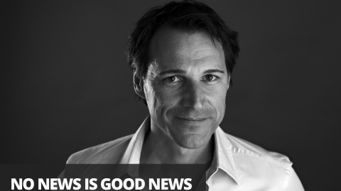 No News Is Good News: An interview with Rolf Dobelli