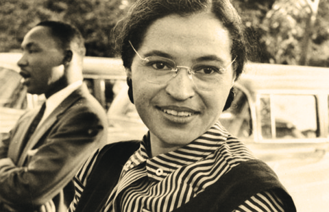 Rosa Parks: First Lady of Civil Rights