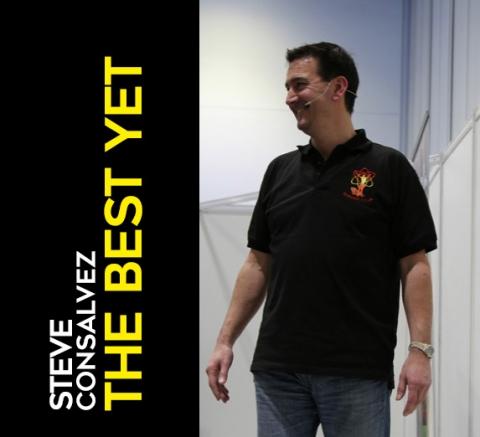 The Best Yet by Steve Consalvez