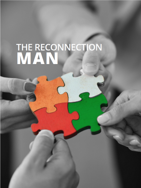 The reconnection man- Simon Parke