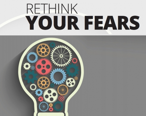 Rethink your fears – Hazel Gale