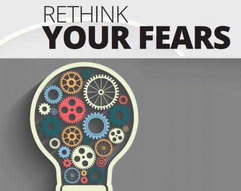 Rethink your fears – Hazel Gale
