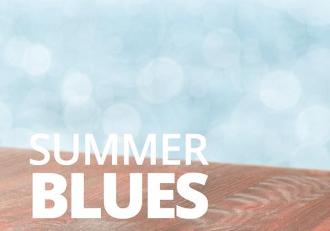 Summer blues- Rachel Kelly