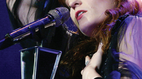 The beautiful blues – Florence Welch