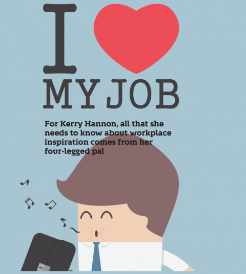 Love Your Job: The New Rules for Career Happiness by Kerry Hannon is published by Wiley.