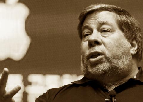 Steve Wozniak: Finding the core of success