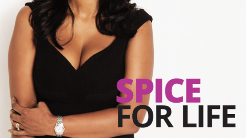 Spice for life by Anjula Devi