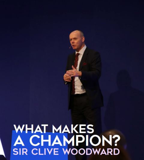What makes a Champion? by Sir Clive Woodward