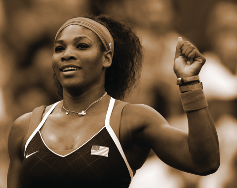 Serena Williams – Guidance and Brilliance