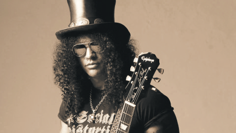 Slash: Creating Rock Heaven On Earth