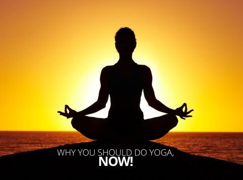 Why You Should Do Yoga, Now! by The Best You