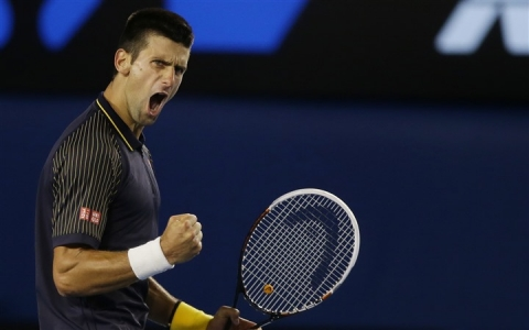 Novak Djokovic: Appetite to win