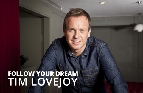 Follow Your Dream: An interview with Tim Lovejoy