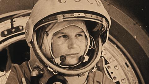 Rocky Road: Valentina Tereshkova