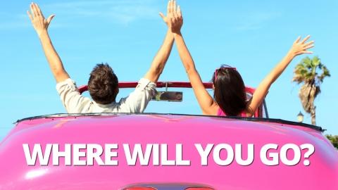 Where Will You Go? by Bernardo Moya
