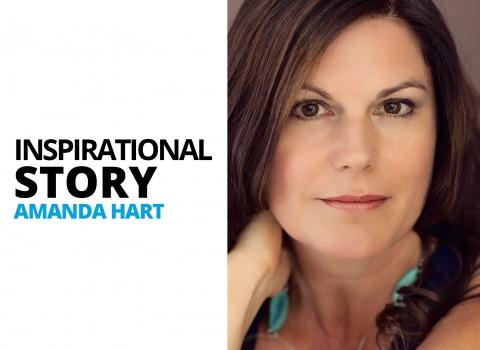 Inspirational Story – Amanda Hart