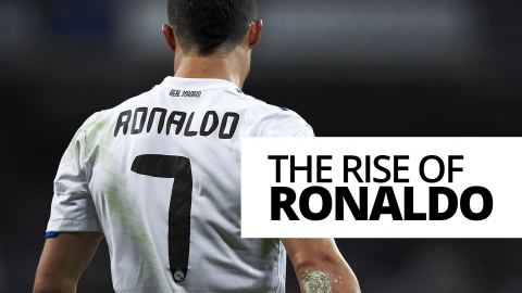 The Rise of Ronaldo – Cristiano Ronaldo