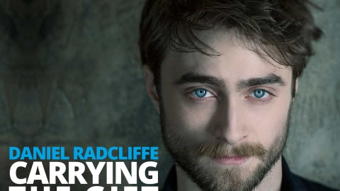 Daniel Radcliffe – Carrying the gift