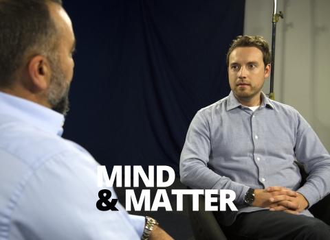 Mind and Matter – Sandy Newbigging by Bernardo Moya