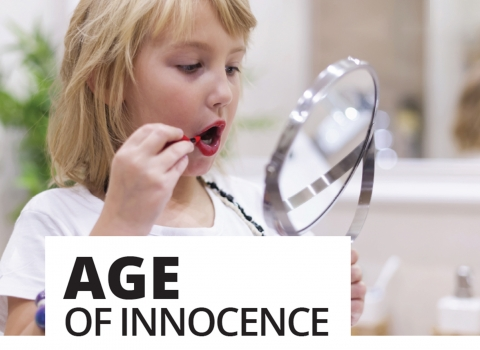 Age of Innocence by Sue Atkins