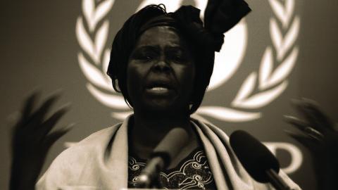 Rocky Road: Wangari Maathai