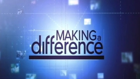 Claire Squires – Making A Difference