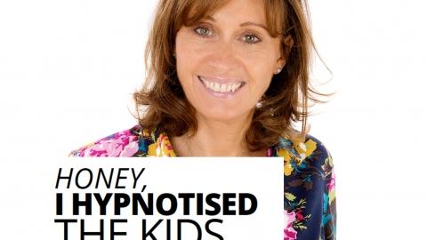 Honey, I hypnotised the kids by Alicia Eaton