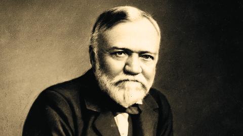 Rocky Road: Andrew Carnegie