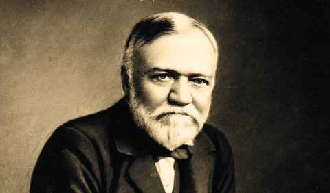 Rocky Road: Andrew Carnegie