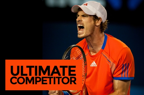 Andy Murray – Ultimate Competitor by The Best You