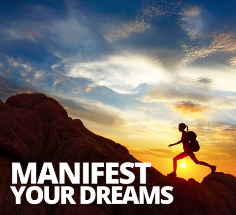 Manifest your dreams by Cissi Williams