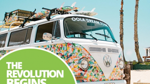 The revolution begins here – The Oola Guys by Bernardo Moya