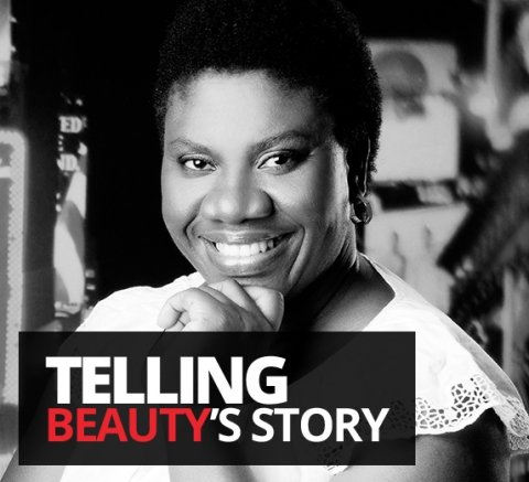 Telling Beauty's story by Rita Edah