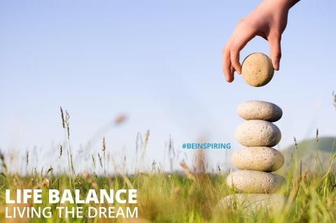Life Balance – Living the Dream by Marquita Herald