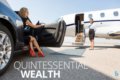 Quintessential wealth by Garrett B. Gunderson