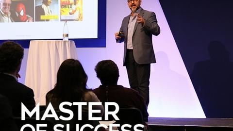 Master of Success by Bernardo Moya