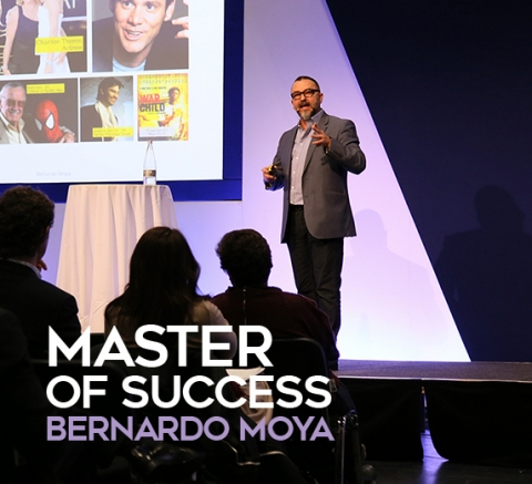 Master of Success by Bernardo Moya