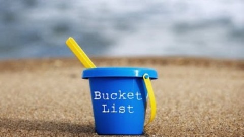 The Alternative Bucket List – 75 things to try that you wouldn't normally do by Jamie Flexman