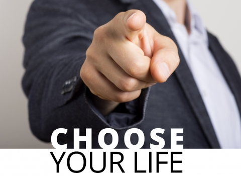 Choose your life by Sue Atkins