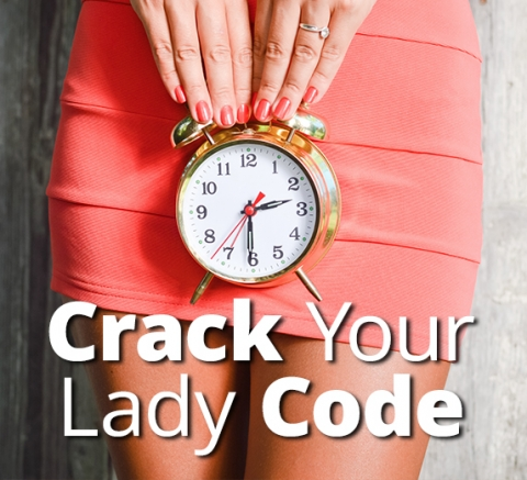Crack Your Lady Code by Lisa Lister