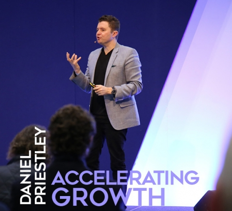 Accelerating Growth by Daniel Priestley