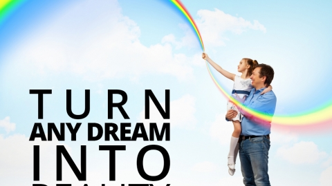 Turn Any Dream into Reality in 4 Steps by Nicholas Green