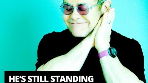 He's still standing: An Elton John profile